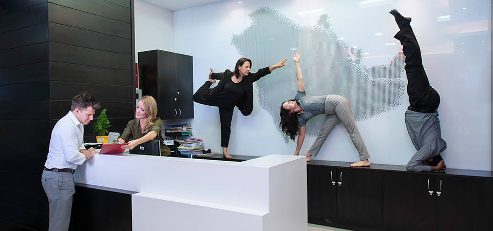Yoga And Wellness In The Workplace Santosha Yoga Cork